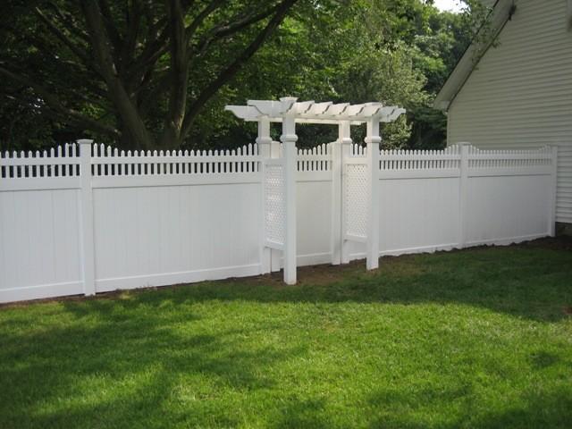 Suffolk Fence - Arbors and Pergolas